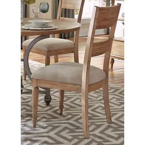 Slat-Back Side Chair | Liberty Furniture