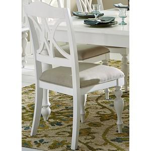 Slat-Back Side Chair   Liberty Furniture