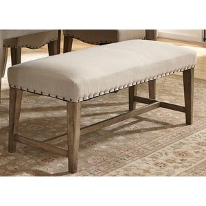 Upholstered Dining Bench | Liberty Furniture