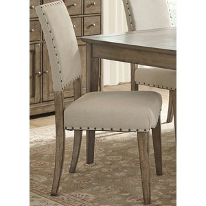 Uph Side Chair | Liberty Furniture