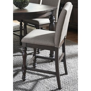 Upholstered Counter-Height Chair | Liberty Furniture