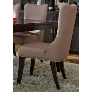 Upholstered Side Chair in Khaki | Liberty Furniture