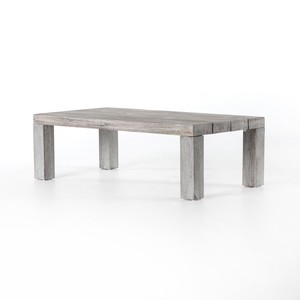 Sonora Teak Indoor/Outdoor Coffee Table | Four Hands