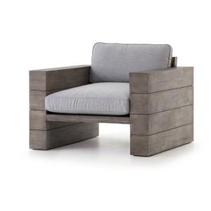 Leroy Indoor/Outdoor Club Chair | Four Hands