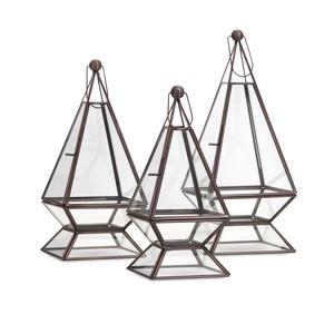 Laurel Terrariums - Set of Three