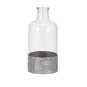 Kaffee Large Bottle with Metal Base
