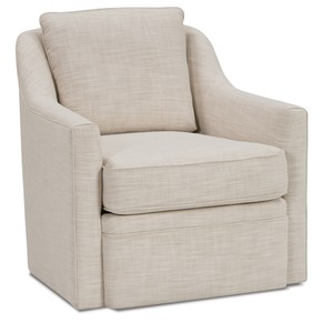 Hollins Swivel Chair | Rowe