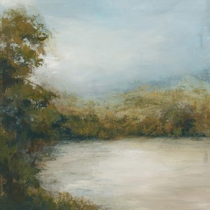 Mystic Lake Giclee Art