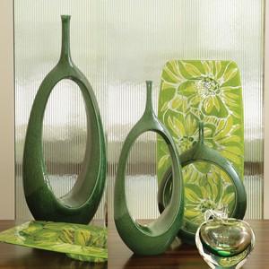 Medium Open Ring Vase | Global Views