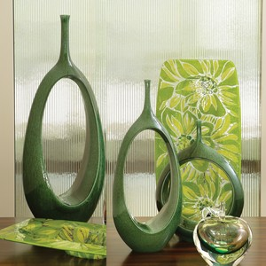 Medium Open Ring Vase | Global Views