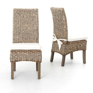 Banana Leaf Dining Chair | Four Hands