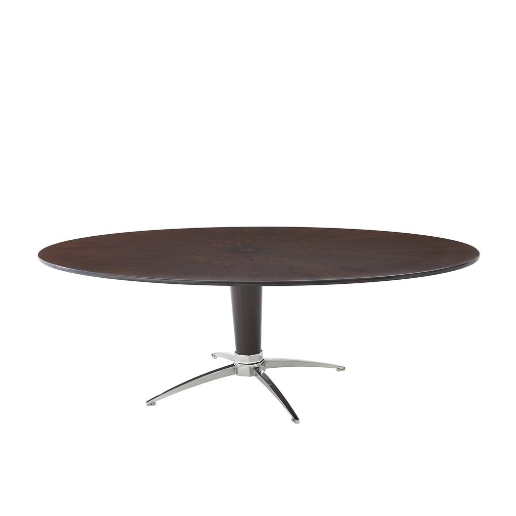 Sleek II Dining Table | Theodore Alexander