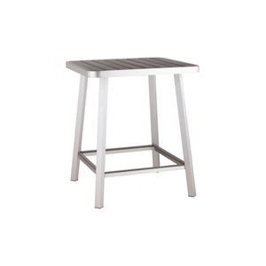 Megapolis Outdoor Bar Table | Zuo Modern