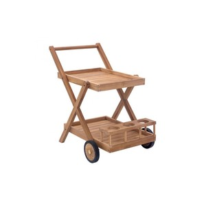 Regatta Outdoor Serving Cart | Zuo Modern