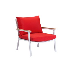 Maya Beach Outdoor Arm Chair | Zuo Modern