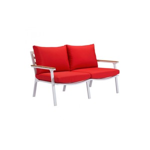 Maya Beach Outdoor Sofa | Zuo Modern
