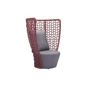 Faye Bay Outdoor Lounge Chair | Zuo Modern