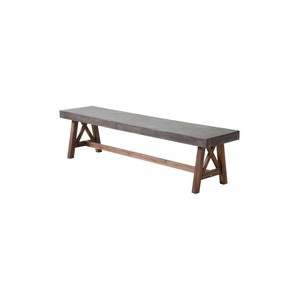 Ford Outdoor Bench | Zuo Modern
