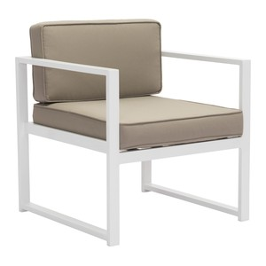 Golden Beach Arm Chair | Zuo Modern