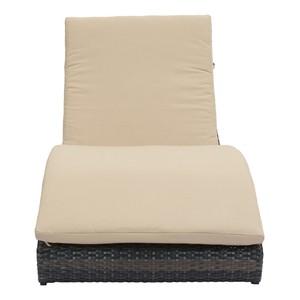 Pamelon Beach Chaise Lounge | Zuo Modern