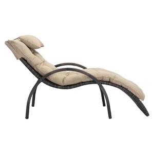 Eggertz Beach Chaise Lounge | Zuo Modern
