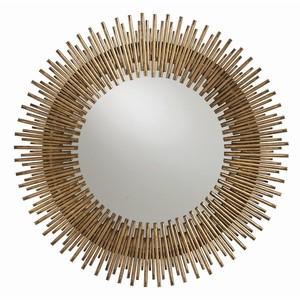 Prescott Round Mirror   Arteriors