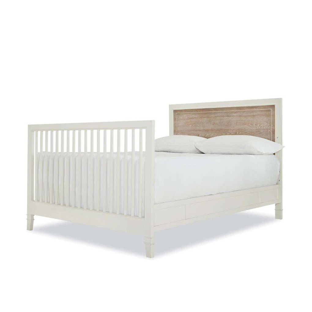 My Room Convertible Crib with Toddler Rail | Universal Smart Stuff