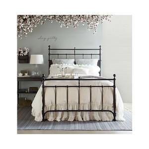 Trellis Metal Bed | Magnolia Home