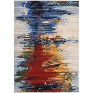 Chroma Crimson Tide Rug | Nourison