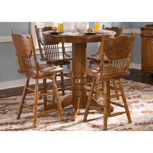 Nostalgia Pub Dining Set | Liberty Furniture