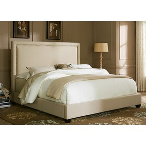 Upholstered Panel Bed | Liberty Furniture
