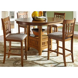 Santa Rosa Pub Dining Room Set | Liberty Furniture