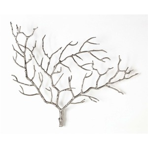 Edwin Tree Wall Sculpture   Arteriors