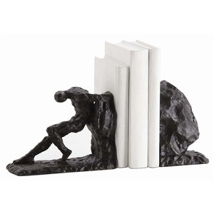 Set of Jacque Bookends | Arteriors