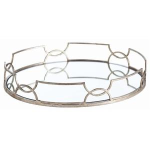 Cinchwaist Oval Tray