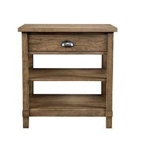 Bedside Table in Sunflower Seed | Stone & Leigh