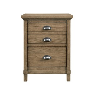 Driftwood Park Nightstand in Sunflower Seed | Stone & Leigh