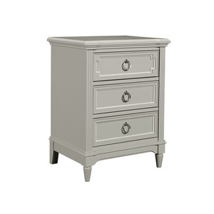 Clementine Court Nightstand in Spoon | Stone & Leigh