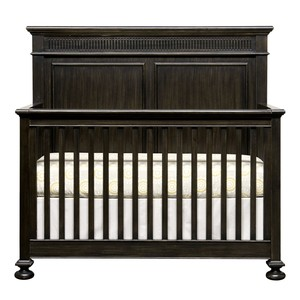Built To Grow Crib in Licorice | Stone & Leigh