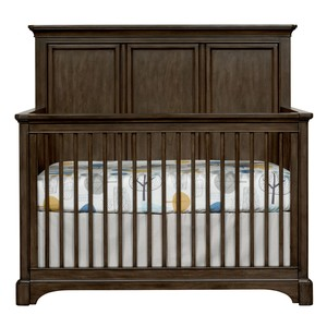 Built To Grow Crib in Raisin | Stone & Leigh