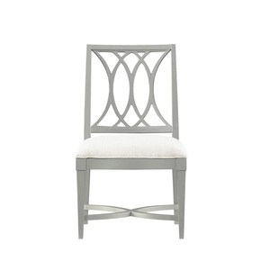 Heritage Coast Side Chair in Morning Fog | Stanley Furniture