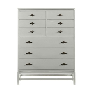 Tranquility Isle Drawer Chest in Morning Fog   Stanley Furniture