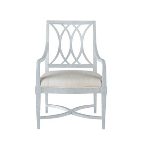 Heritage Coast Armchair in Sea Salt | Stanley Furniture