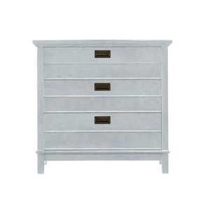 Cape Comber Bachelor's Chest in Sea Salt   Stanley Furniture