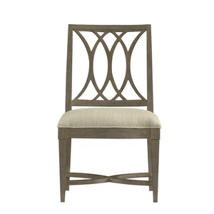 Heritage Coast Side Chair in Deck | Stanley Furniture