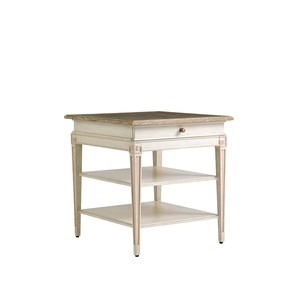 Fairbanks End Table in Orchird | Stanley Furniture