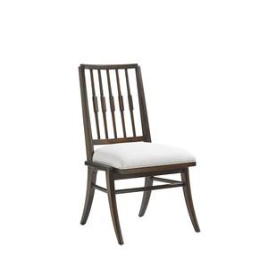 Savoy Side Chair in Porter | Stanley Furniture