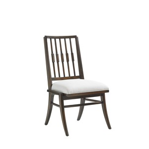 Savoy Side Chair in Porter | Stanley Furniture