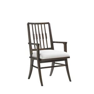 Savoy Arm Chair in Porter | Stanley Furniture