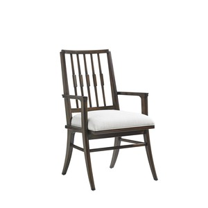 Savoy Arm Chair in Porter | Stanley Furniture